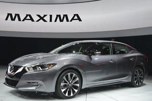 All-New Nissan Maxima Ditches Frumpy Design In Favor of Performance, Fun