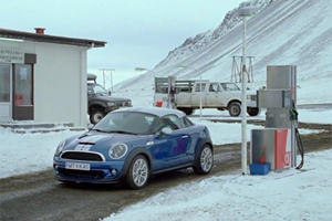 The New MINI Coupe Takes a World Tour