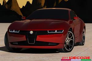 Alfa Romeo Minhoss Concept by IDECORE