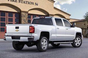 New Chevrolet Silverado Trim Is All About The Monochrome