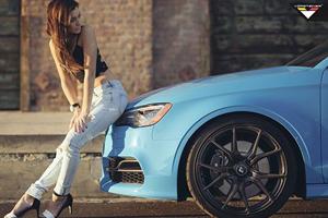 Vorsteiner Subtly Sexes Up Audi S3
