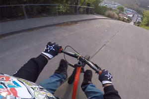 This Is What You Can Do On The Steepest Street In The World