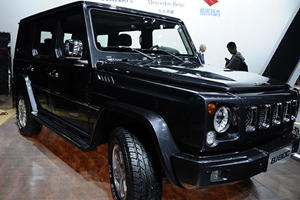 Mate A Jeep And G-Wagon Together And This Is What You Get