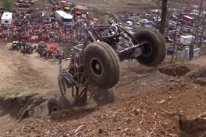 You'll Never Guess Who's Piloting This Badass Buggy