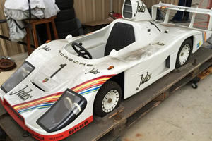 You Could Pay Your Kid's College Tuition Or Buy Them This Porsche 936 Go-Kart