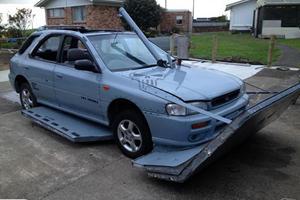 How To Go Fishing In A Subaru Impreza