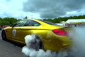 Can A Tuned BMW M4 Beat Down 700-HP Of German Muscle?