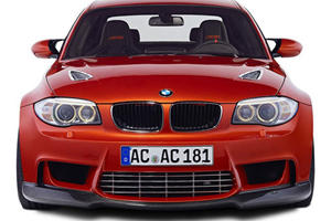 BMW 1 Series M Coupe by AC Schnitzer Heading for Frankfurt