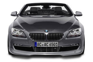 AC Schnitzer Reveals their 540hp BMW 650i Convertible before Frankfurt