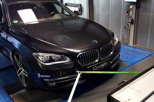 G-Power Reveals BMW 760i With Crushing 610 HP