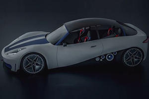 Would You Drive An Electric Car That Came Out Of A Printer?