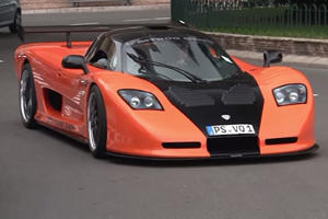 The Ultra-Rare Corvette-Powered Mosler MT900 Still Looks And Sounds Incredible