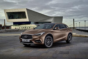 This Is Infiniti's Beautiful Competitor In The Luxury Hatch Segment
