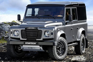 "Startech's ""Sixty8"" Is A Perfect Farewell To The Land Rover Defender"