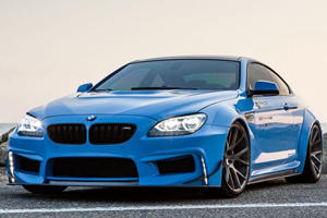 Everything About This Special BMW 650i Is Absolutely Perfect
