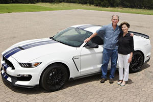 Jay Leno And George W. Bush Want To Sell You A Badass Mustang GT350