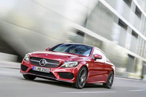 The New C-Class Coupe Is Basically A Budget S-Class And That's Damn Fine By Us