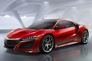 Production Of The Acura NSX Has Been Delayed: Try To Act Surprised
