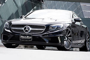 Wald Just Made The S-Class Coupe Look Even More Beautiful