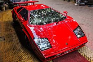 This Lamborghini Countach Replica Isn't Fooling Anyone