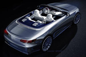 The S-Class Coupe Is Ready To Go Topless, But It Wants To Take It Slow