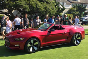 Galpin-Fisker's Rocket Goes Topless As 725 HP 2016 Rocket Speedster