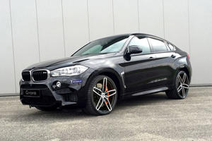 With 650 HP, Is This G-Power X6 M Any More Attractive?