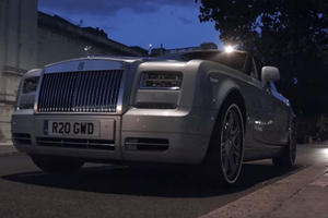 Is The Rolls-Royce Phantom Drophead Coupe A Driver's Car?