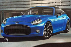 Watch Out 2016 Miata: Toyota Is Preparing A New Sports Car For Battle
