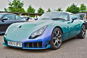 All Of TVR's 250 Deposits For The New Sports Car Are Accounted For