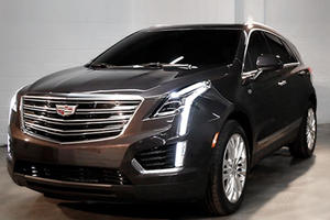 Cadillac Thinks The XT5 Will Be A Jetsetter Fashionista
