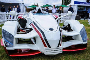 The 888-HP Tramontana XTR Was Insane Before; Then Vilner Got Its Hands On It