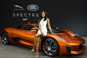 Check Out All Of The New Bond Cars Right Here, Right Now