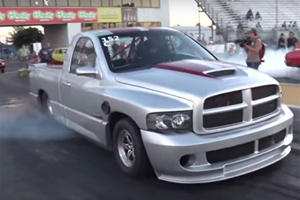 Here's What Happens When You Quadruple The Power Of A Ram SRT-10