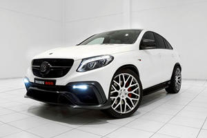 Brabus Has Created A Supercar Crossover