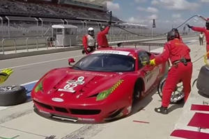 Can A Professional Pit Crew Really Screw Up This Badly?