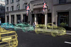 Land Rover Is Teasing Its Crazy New Convertible With...Wire?