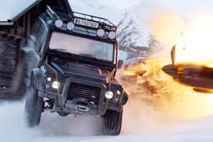 This James Bond Commerical Will Make You Want To Drive A Land Rover