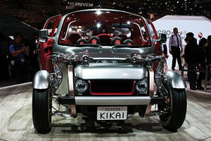 Was Toyota's Kikai The Most Bizarre Concept In Tokyo This Year?