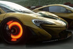 The Driver's View Of A McLaren P1 GTR Doing Laps Will Warp Your Mind