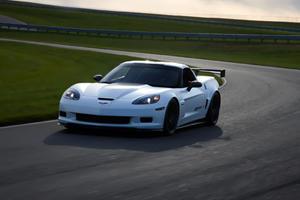 Chevy Builds Race-Ready Corvette Concept