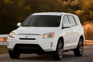 LA 2010: Toyota RAV4 EV
