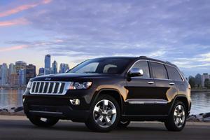 LA 2010: Jeep Grand Cherokee Overland Summit and Jeep Liberty Jet