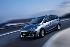 LA 2010: Facelifted Mazda5 Is All Smiles