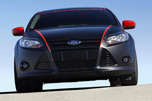 LA 2010: 2012 Ford Focus Special Editions