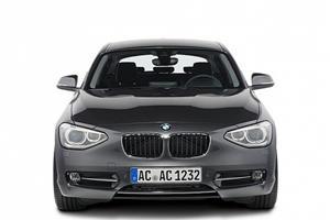 2012 BMW 1-Series by AC Schnitzer