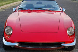 Unique of the Week: 1970 Intermeccanica Italia Torino