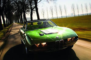 Auctioned: 1969 BMW 'Spicup' Convertible Coupe