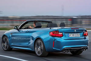 Is History Working Against The Idea Of A Convertible BMW M2?