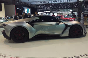 This Is The $1.85 Million Fenyr SuperSport Captured In the Metal